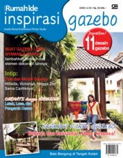Seri Rumah Ide - Inspirasi Gazebo by Imelda Akmal Architectural Writer Studio Cover