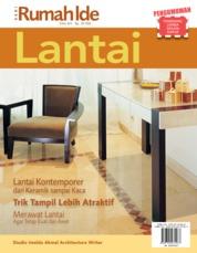 Cover Seri Rumah Ide - Lantai oleh Imelda Akmal Architectural Writer Studio