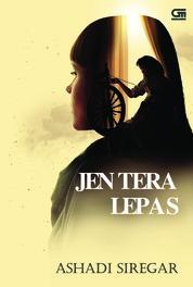 Jentera Lepas by Ashadi Siregar Cover
