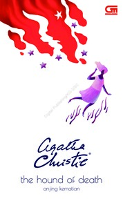 Anjing Kematian (The Hound of Death) by Agatha Christie Cover