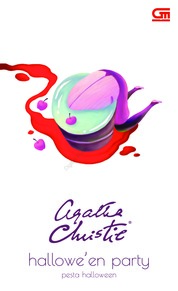 Pesta Halloween (Halloween Party) by Agatha Christie Cover