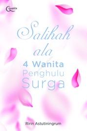 Cover Salihah ala 4 Wanita Penghulu Surga oleh Ririn Astutiningrum