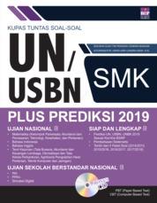 Cover Kupas Tuntas Soal-Soal UN/USBN SMK Plus Prediksi 2019 oleh Tim Pendidik Cendika Bangsa