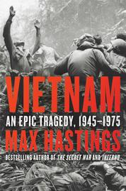 Vietnam by Max Hastings Cover