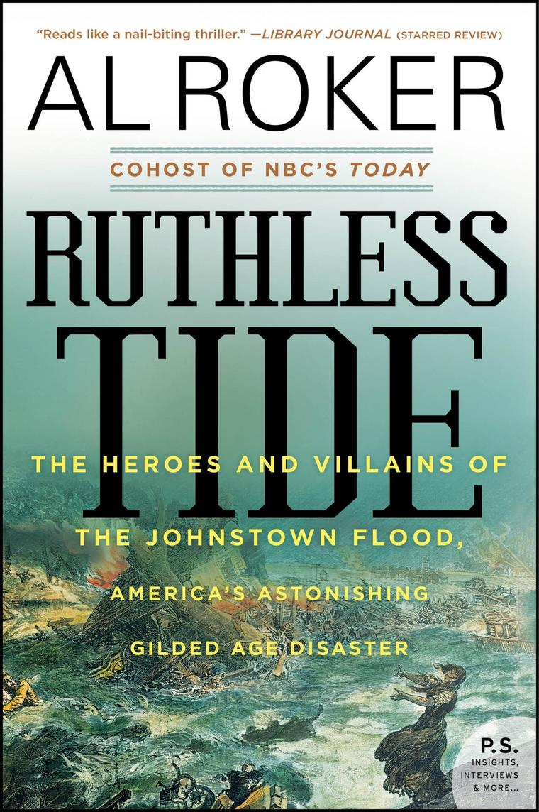 Ruthless Tide by Al Roker Digital Book
