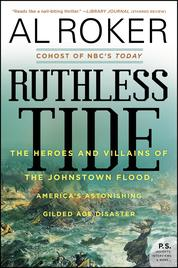 Ruthless Tide by Al Roker Cover