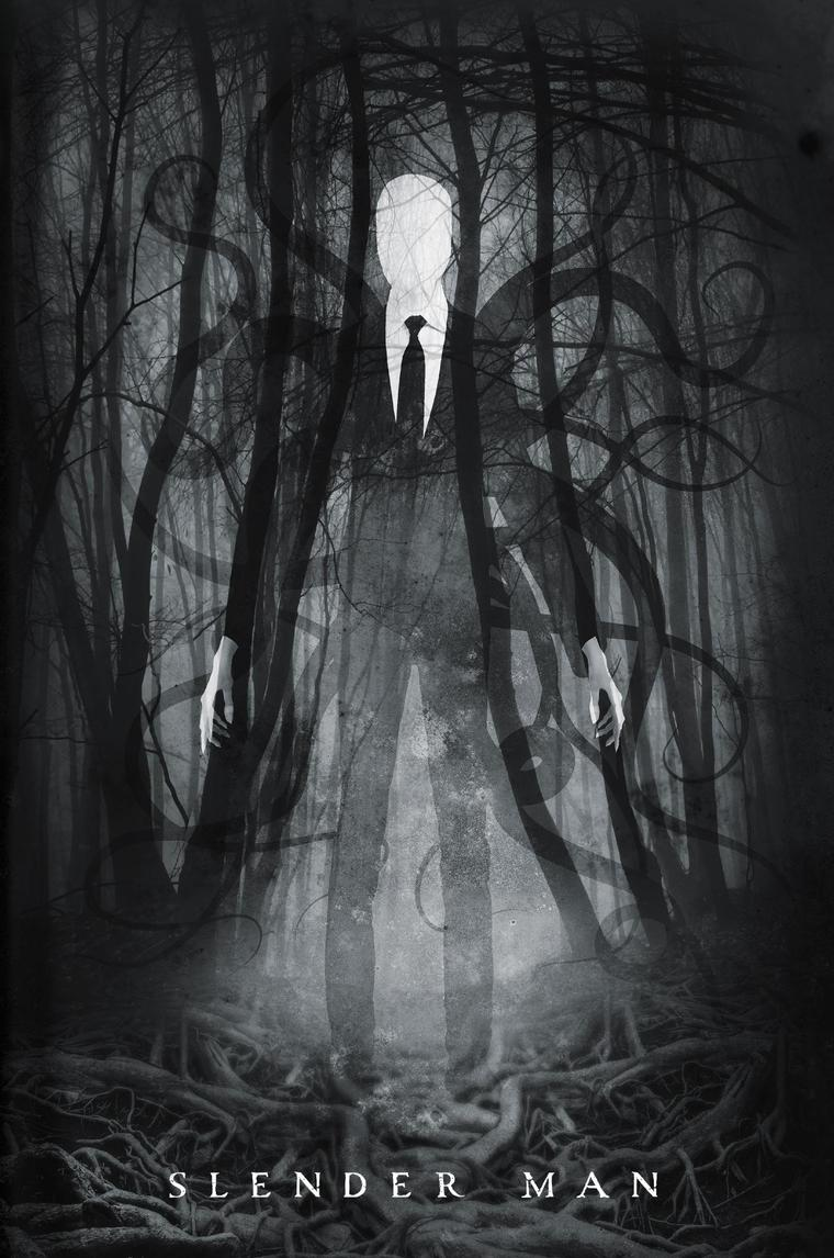 Slender Man by Anonymous Digital Book