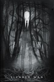 Slender Man by Anonymous Cover