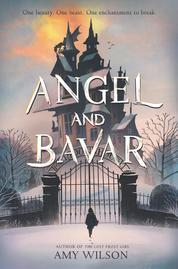 Angel and Bavar by Amy Wilson Cover