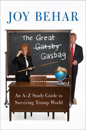 The Great Gasbag by Joy Behar Cover