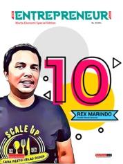 Warta Ekonomi Special Edition Magazine Cover ED 02 November 2018