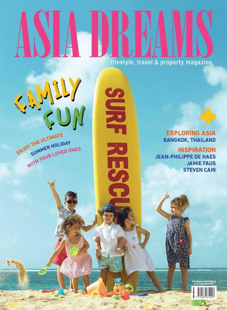 Majalah Digital ASIA DREAMS Juli–Agustus 2017