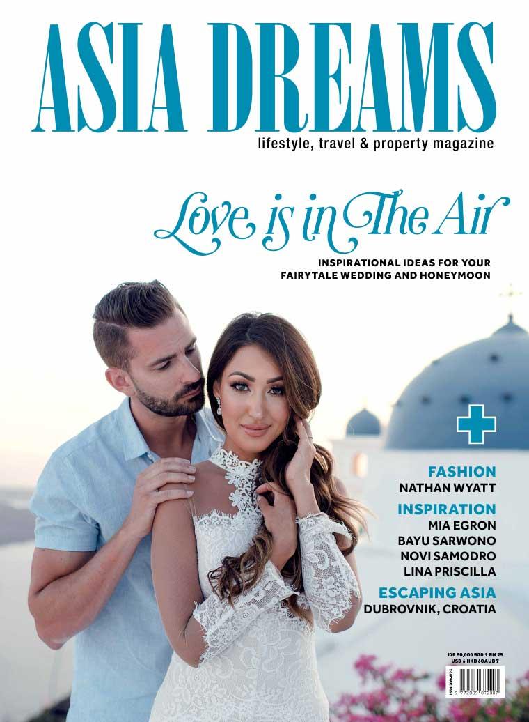 Majalah Digital ASIA DREAMS Januari–Februari 2018