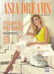 Cover Majalah ASIA DREAMS September–Oktober 2015