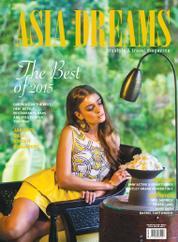 Cover Majalah ASIA DREAMS November–Desember 2015