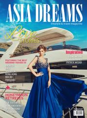 Cover Majalah ASIA DREAMS Januari–Februari 2016