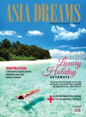 Cover Majalah ASIA DREAMS Mei–Juni 2016