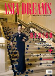 Cover Majalah ASIA DREAMS September–Oktober 2016