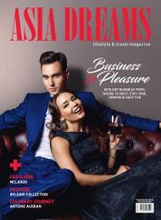 Cover Majalah ASIA DREAMS Maret–April 2017