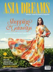 Cover Majalah ASIA DREAMS Mei–Juni 2017