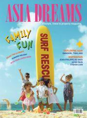 Cover Majalah ASIA DREAMS Juli–Agustus 2017