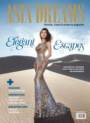Cover Majalah ASIA DREAMS September–Oktober 2017