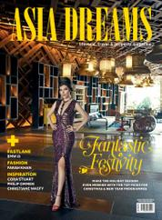 ASIA DREAMS Magazine Cover November–December 2017