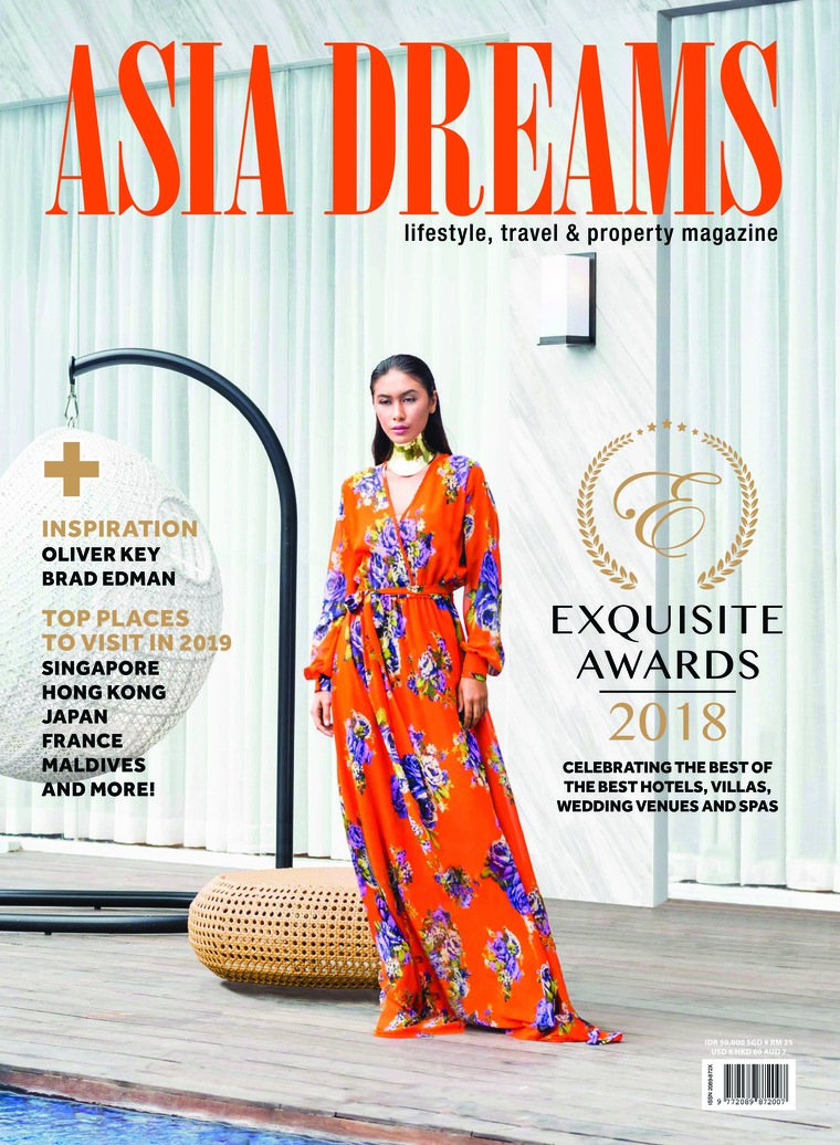 ASIA DREAMS Digital Magazine October-January 2019