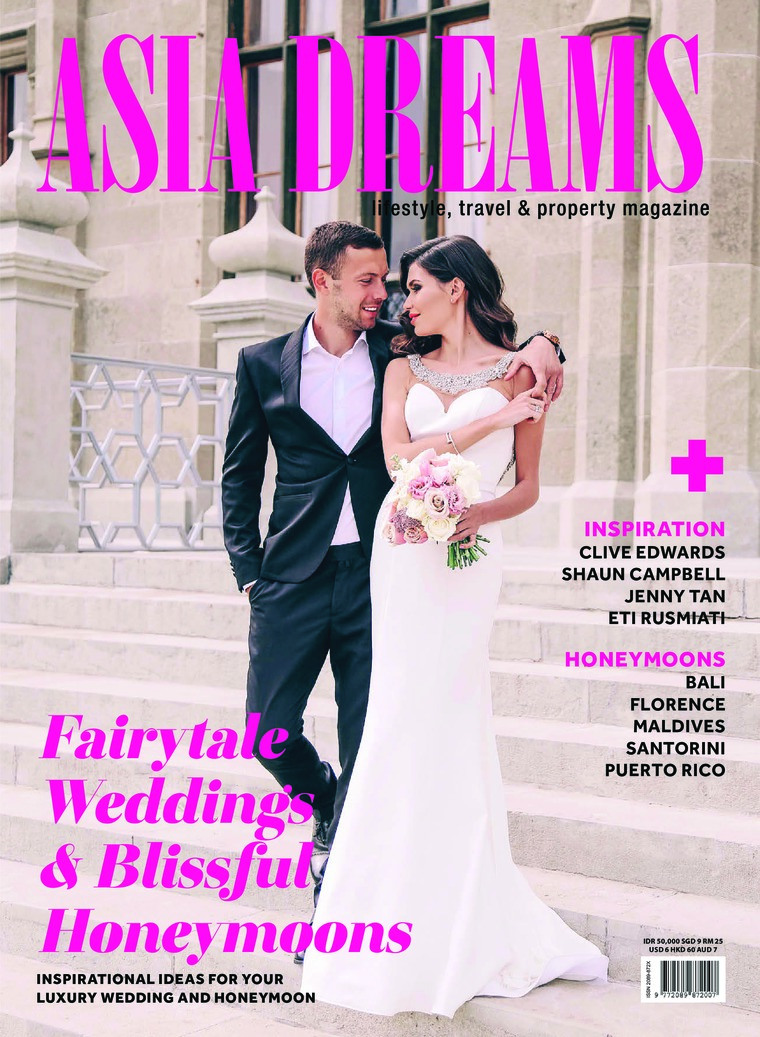 ASIA DREAMS Digital Magazine February-April 2019