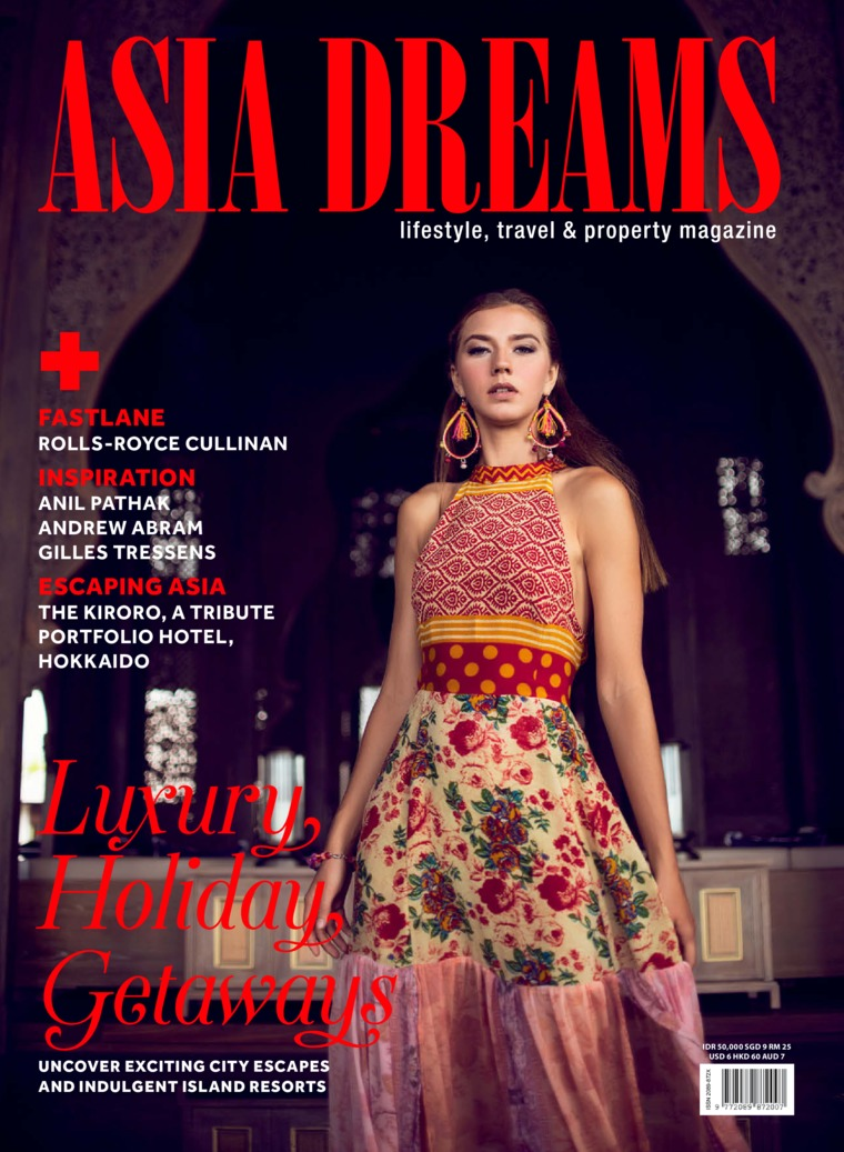 Majalah Digital ASIA DREAMS Mei-Juli 2019