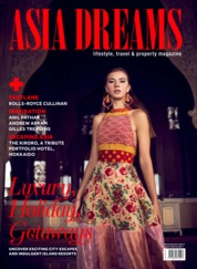 ASIA DREAMS Magazine Cover May-July 2019