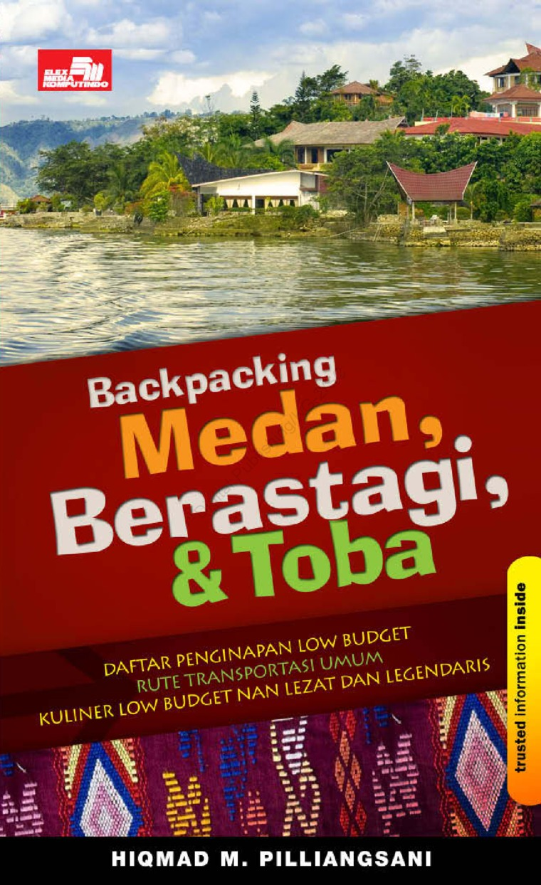Buku Digital Backpacking: Medan-Brastagi-Toba oleh Hiqmad Muharman Pilliangnasi