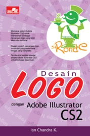 Desain Logo dengan Adobe Illustrator CS2 by Ian Chandra K Cover