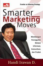 Cover Smarter Marketing Move oleh Handi Irawan