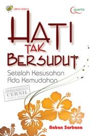 Hati Tak Bersudut by Baban Sarbana Cover