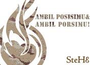 Cover AMBIL POSISIMU & AMBIL PORSIMU oleh Stephanus Herry