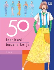50 Inspirasi Busana Kerja by Nona Cover
