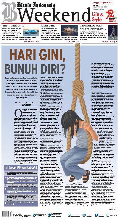 Koran Digital Bisnis Indonesia 13 Agustus 2017