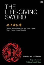 The Life Giving Sword by Yagyu Munenori Cover