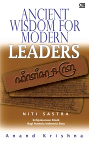 Cover Ancient Wisdom for Modern Leaders oleh Anand Krishna
