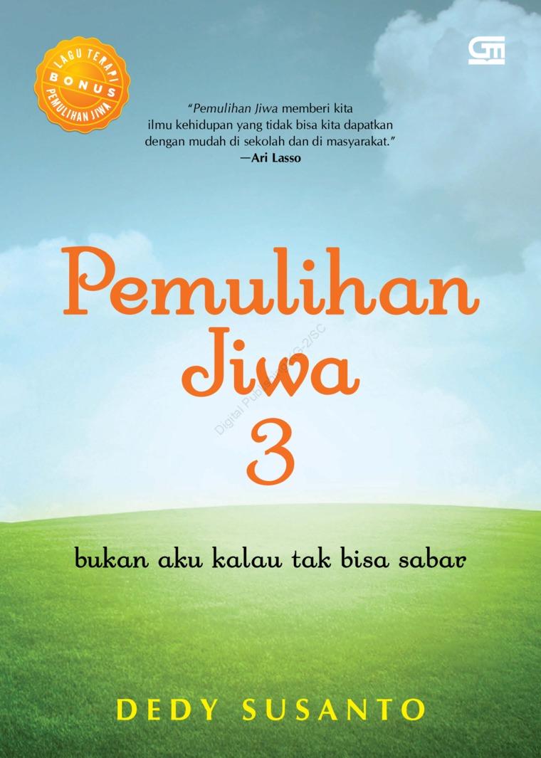 Buku Digital Pemulihan Jiwa 3 oleh Dedy Susanto