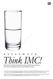 Cover Think IMC! oleh Estaswara