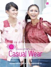 Batik Cantik! Inspiration of Batik Semarang: Casual Wear by Kesdik Tur Wiyono Cover