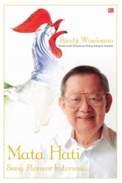 Cover Mata Hati Sang Pioneer Indonesia oleh Pandji Wicaksono