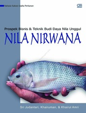 Nila Nirwana by Sri Judantari Cover