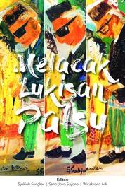 Cover Melacak Lukisan Palsu oleh Aminuddin T.H. Siregar dkk