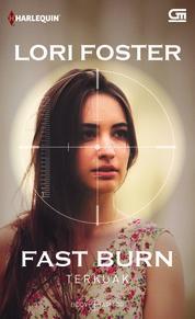 Cover Harlequin: Terkuak (Body Armor: Fast Burn) oleh Lori Foster