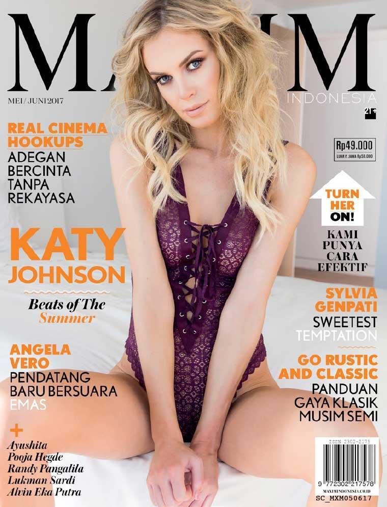 Majalah Digital MAXIM Indonesia Mei–Juni 2017