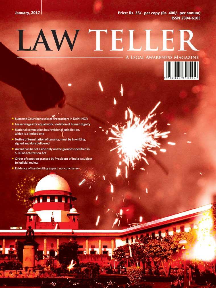 Majalah Digital Lawteller Januari 2017