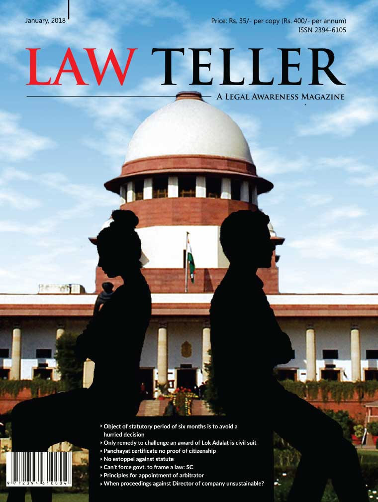 Majalah Digital Lawteller Januari 2018